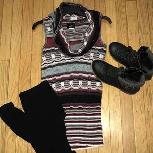 Rue 21 Leggings Sweater